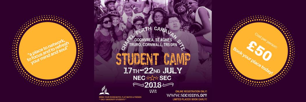 Student Camp 2018