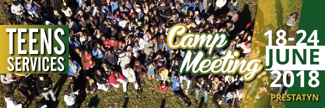 Teens' Service @ SEC Camp Meeting